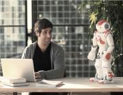 Vídeo corporativo para Robotnik de l'Andana Audiovisual, productora audiovisual, www.landana-audiovisual.com