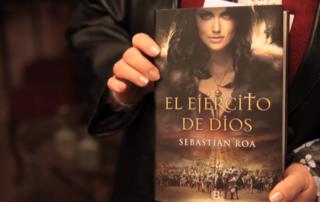 Vídeo presentacion Ejército Dios Edicones B l'Andana Audiovisual