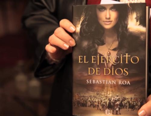 """Presentación de """"El Ejército de Dios"""" de Ediciones B"""