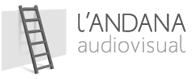 l'Andana Audiovisual – Productora Audiovisual en Valencia Logo