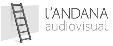 l'Andana Audiovisual – Productora Audiovisual en Valencia Retina Logo
