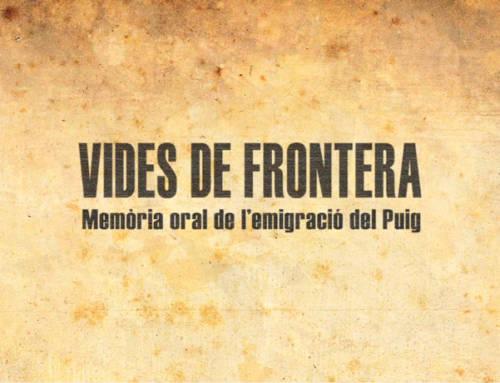 """Tráiler del documental """"Vides de Frontera"""""""