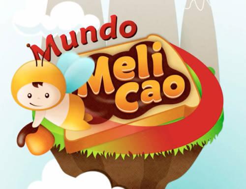 Publicidad de animación para Melicao