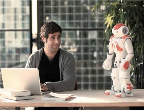 Vídeo corporativo para Robotnik