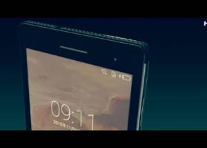 spot smartphone Hisense C20