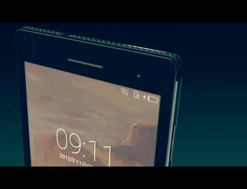 Spot del smartphone C20 de Hisense