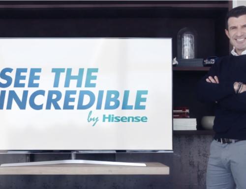 Spot de Hisense para la Copa Mundial de la Fifa 2018
