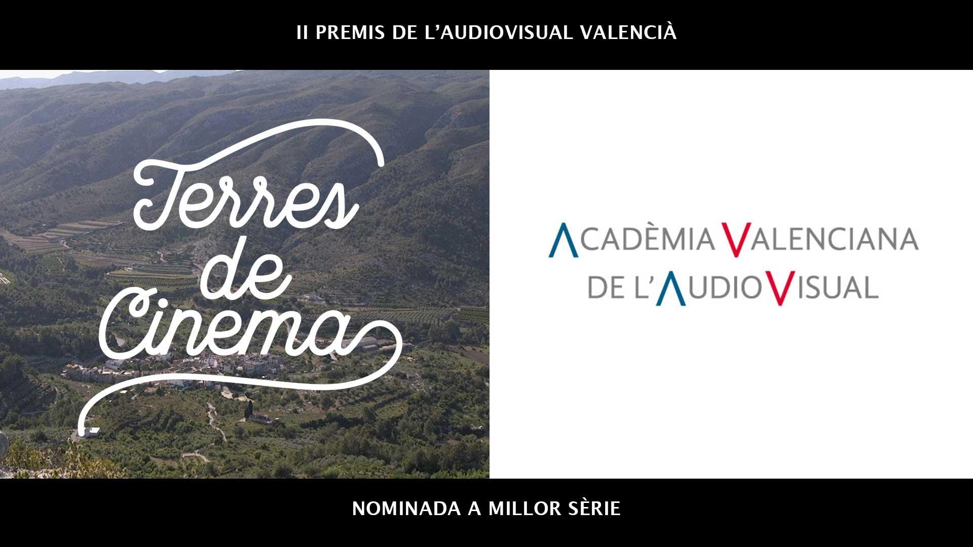 Premis Audiovisual Valencià - Terres de Cinema
